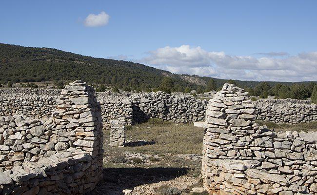 Recorreguts de pedra en sec de Vilafranca