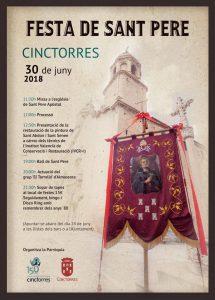 Festa de Sant Pere @ Cinctorres