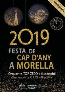 FESTA CAP D'ANY A MORELLA
