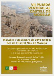 VII Pujada Vertical al Castell de Morella @ Morella - Hostal Nou