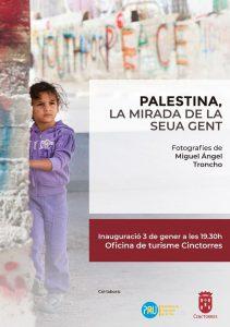 """Exposició fotogràfica """"Palestina, la mirada de la seua gent @ Cinctorres"""
