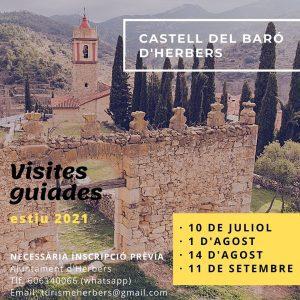 Visita Guiada al Castell del Baró d'Herbers @ Herbers - Castell del Baró